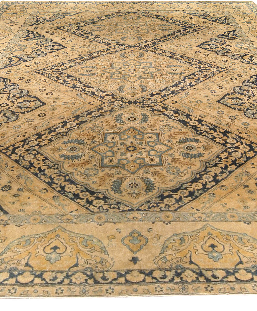 Antique Persian Tabriz Carpet BB3020 By Doris Leslie Blau