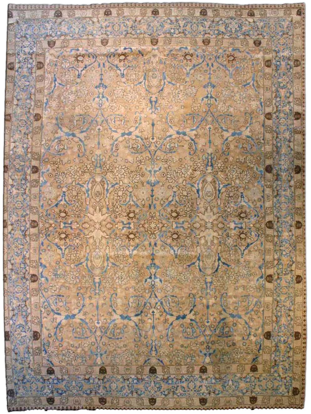 Persian Tabriz Carpet BB3591