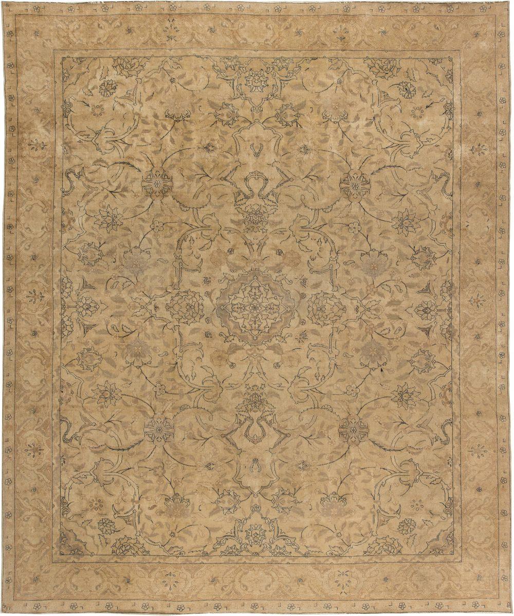 Antique Persian Tabriz Rug BB4227