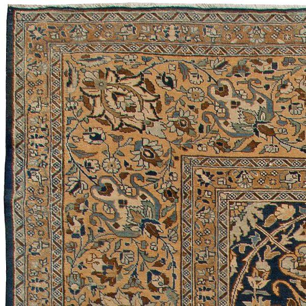 Vintage Persisch Tabriz Teppich BB1665