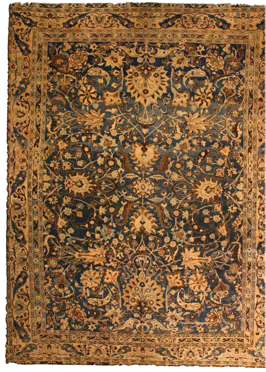 Persian Tabriz Rug BB2715