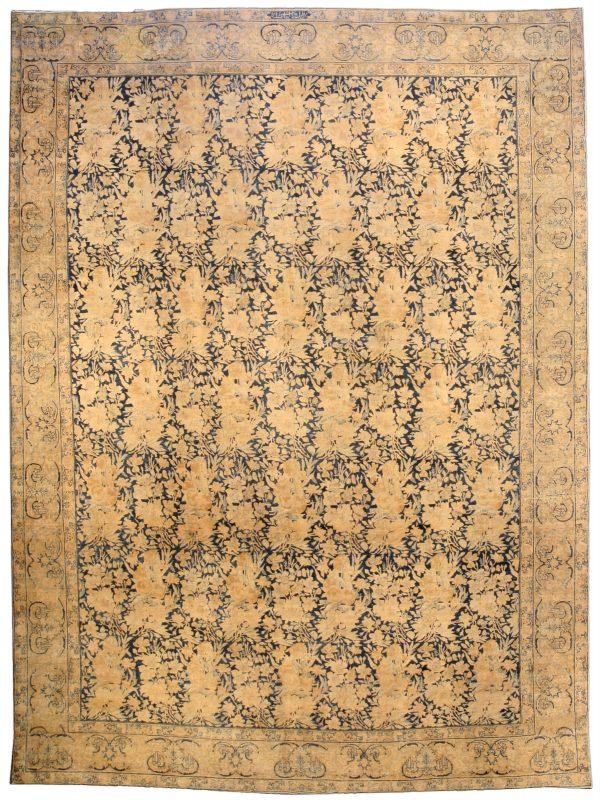 Vintage Persian Tabriz Rug BB3793