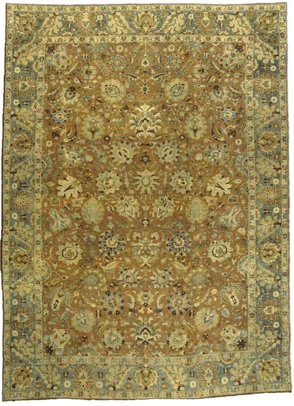 Antique Persian Tabriz Rug BB3367