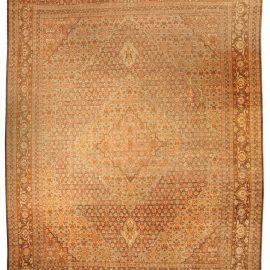 Antique Persian Tabriz Rug BB4105