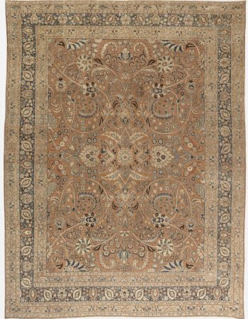 Antique Persian Tabriz Carpet BB4470