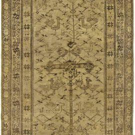 Antique Persian Malayer Runner BB5235
