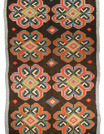 Antique Russian Bessarabian Carpet BB4438