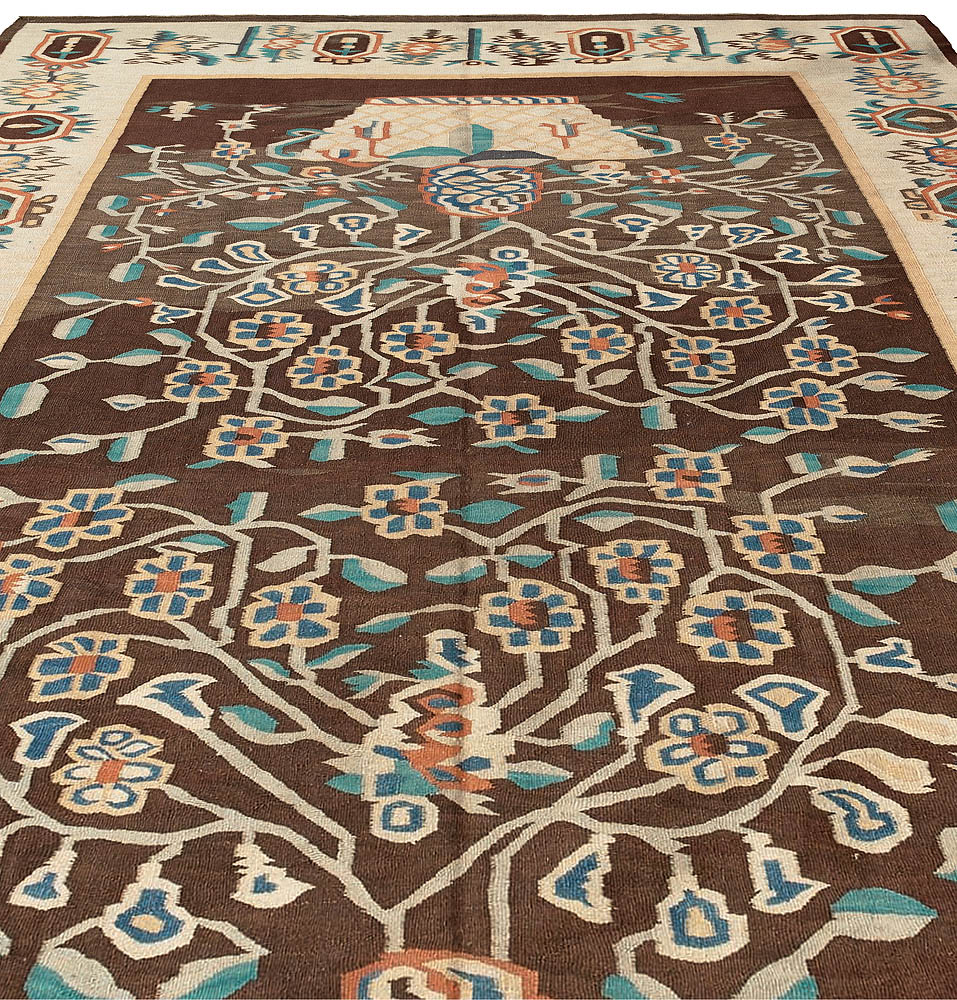 Antique Bessarabian Kilim Rug BB3568 By Doris Leslie Blau