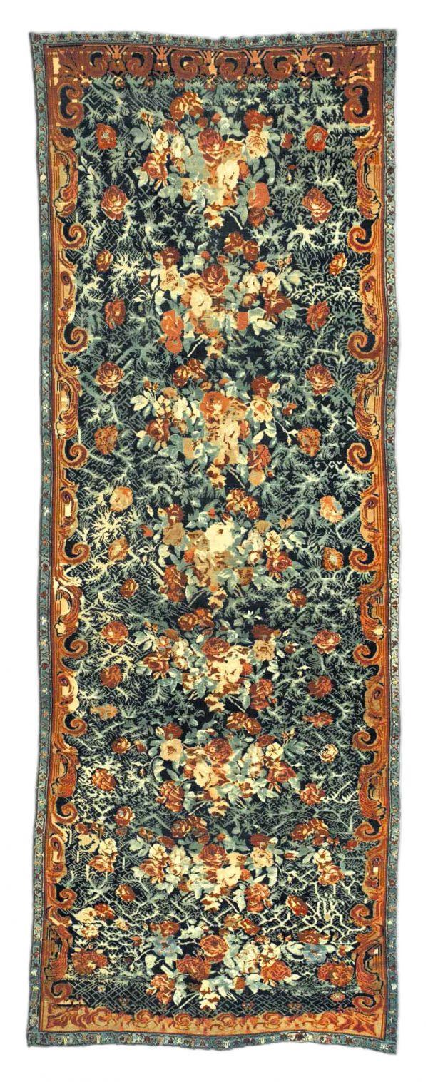 Antique Caucasian Karabagh Rug BB0975