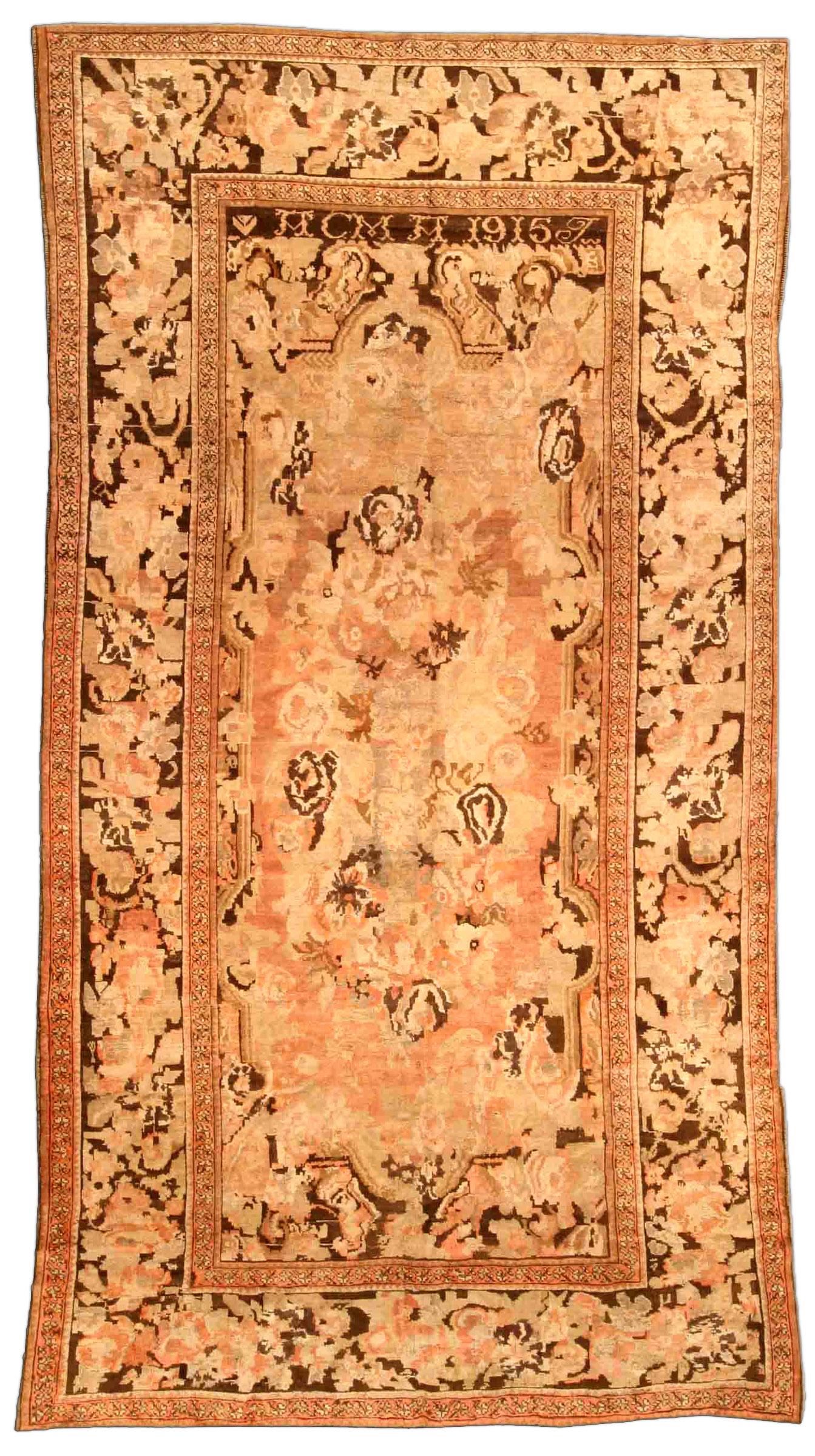 Antique Karabagh Rug BB4176