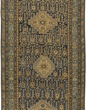 Antique Caucasian Shirvan Rug BB5971