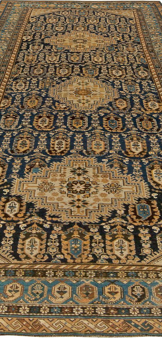 Antique Caucasian Shirvan Rug BB5971