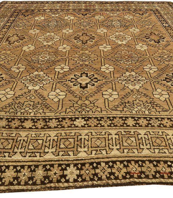 Antique Caucasian Shirvan Rug BB4845