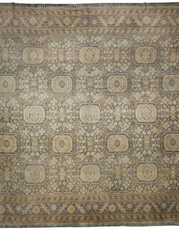 Antique Turkish Hereke Rug BB4861