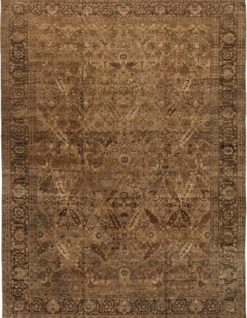 Vintage Turkish Hereke Carpet BB3845