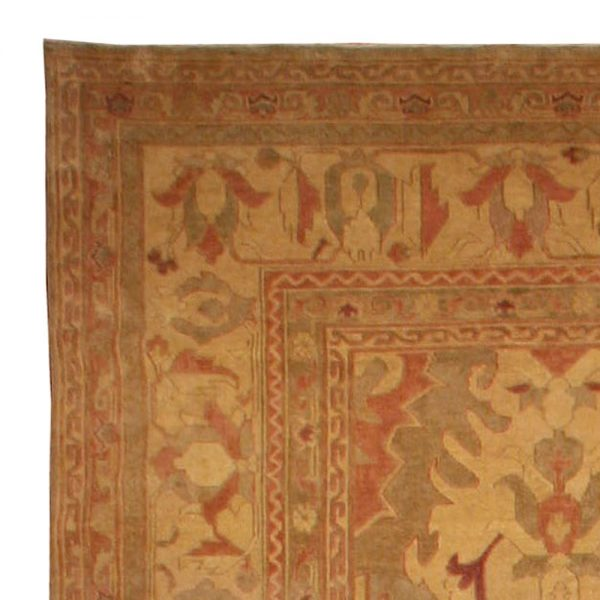 Antique Turco Sivas Tapete BB2250