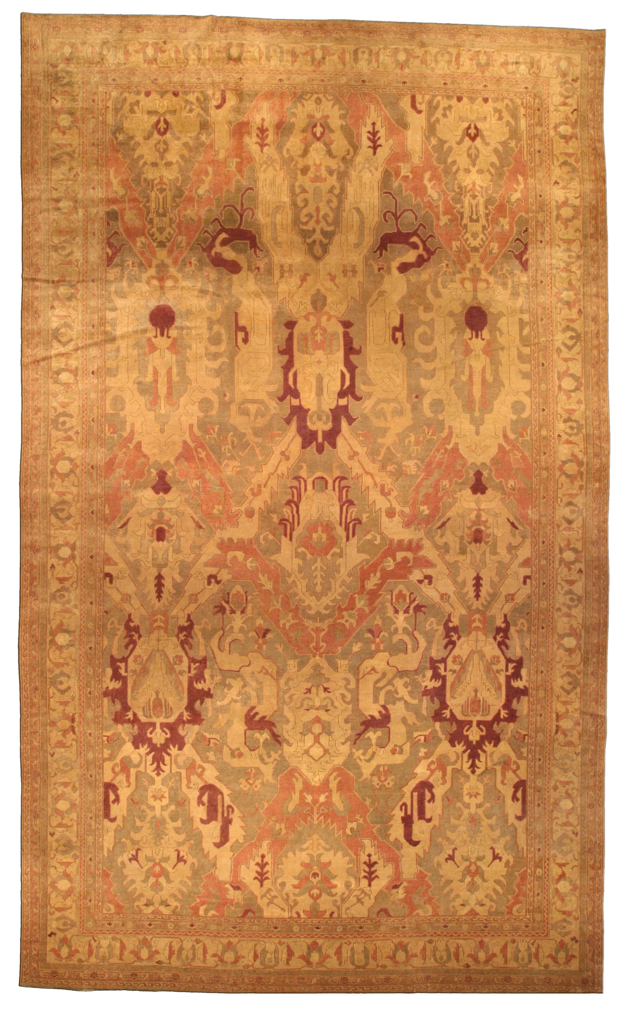 Antique Turkish Sivas Carpet BB2250