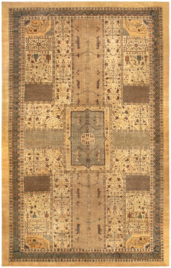 Vintage Turkish Sivas Carpet BB3962