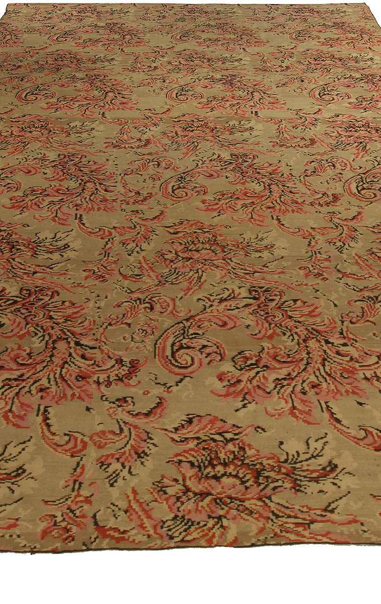 Antique Bassarabian Rug BB5303