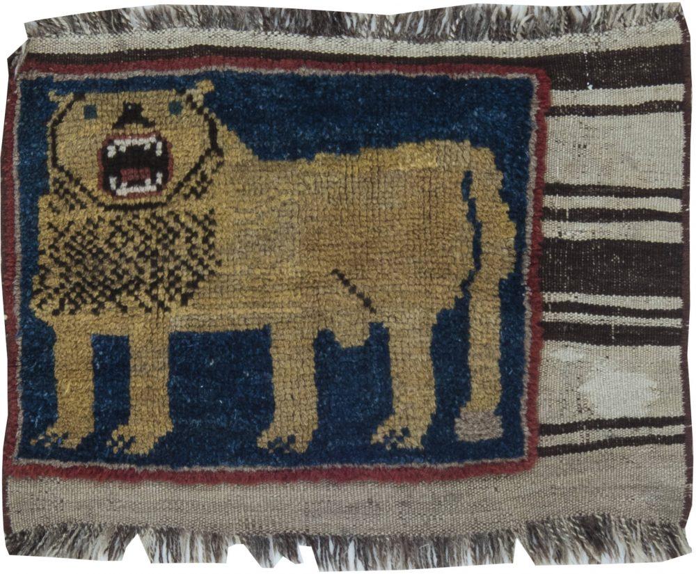 Antique Caucasian Carpet BB6373