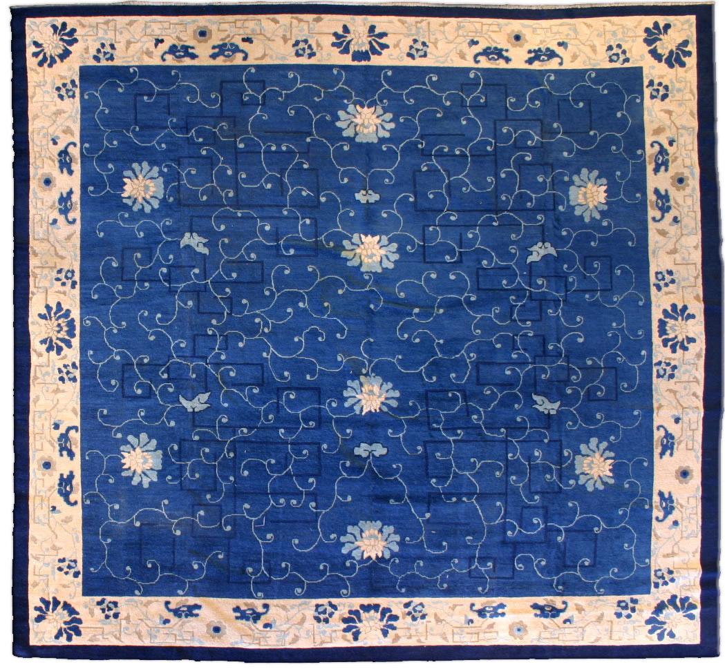 Vintage Chinese Carpet BB3154