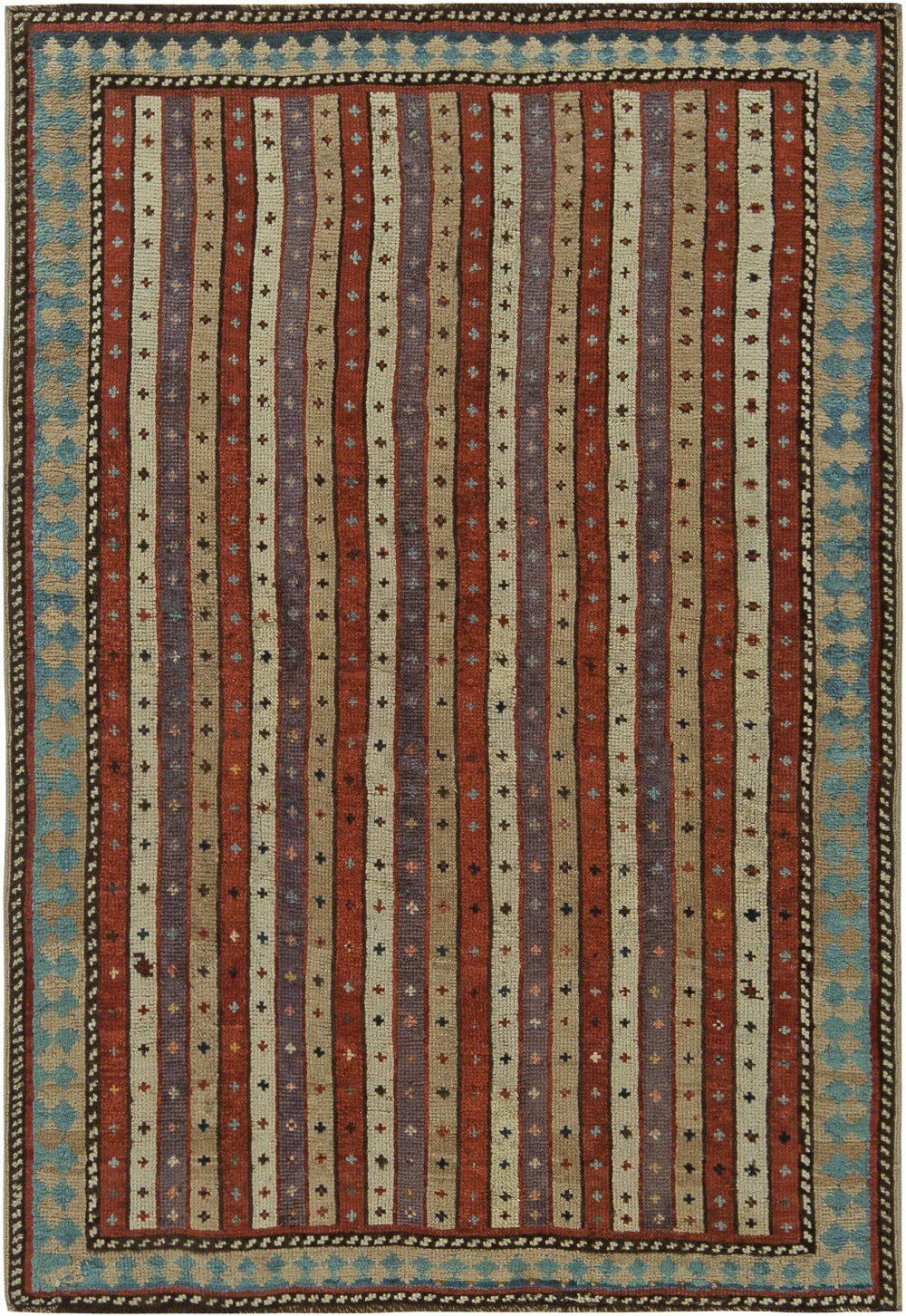 Antique Coucasian Shirvan BB5701
