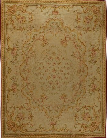 Antique Savonnerie Carpet BB1414