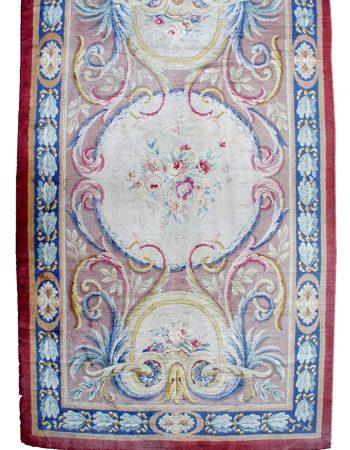 Antique French Savonnerie Carpet BB0844