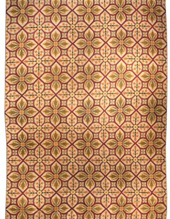 Vintage Needlework Carpet BB4068