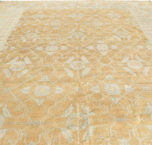 Antique Indian Agra Carpet BB3624