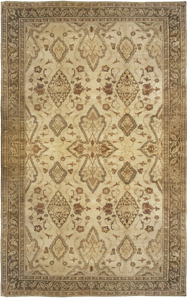 Antique Indian Amritsar Rug BB5022