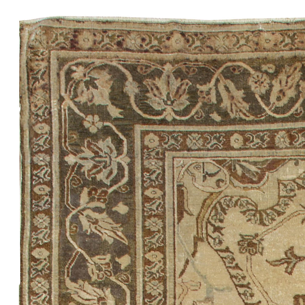 Antique Indian Amritsar Rug BB5022