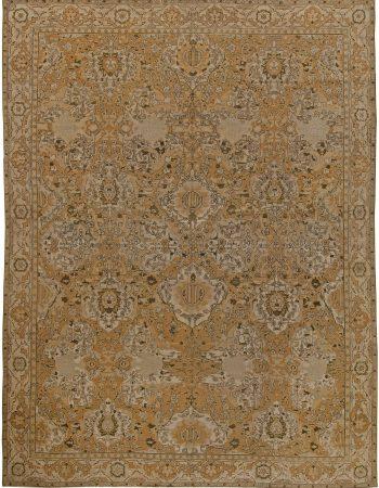 Antiguidade indiana Amritsar Tapete BB5665