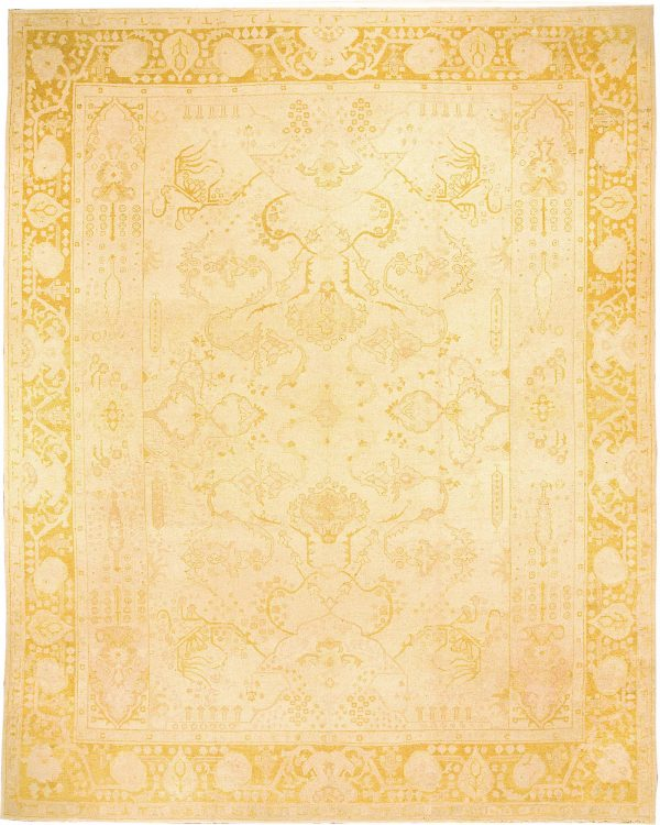 Antique Indian Amritsar Rug BB2846
