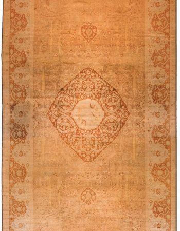 Antique Indian Amritsar Rug BB0450