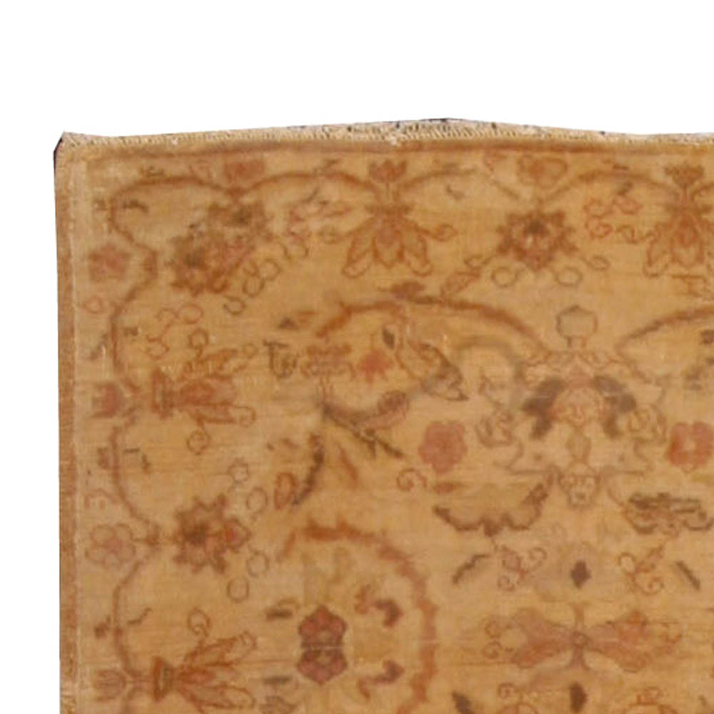 Antique Indian Amritsar Rug BB1694