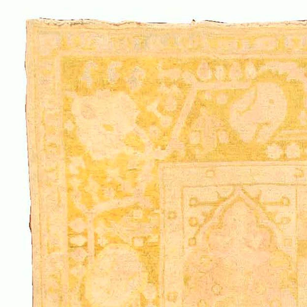 Antique Indian Amritsar Rug BB2846