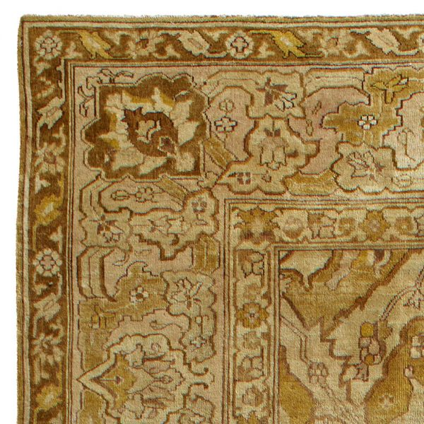Antique Indian Amritsar Rug BB3766