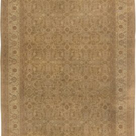 Antique Indian Amritsar Carpet (Size Adjusted) BB3852