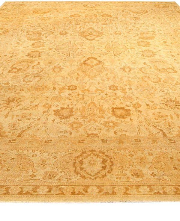 Antique Indian Amritsar Rug BB4008