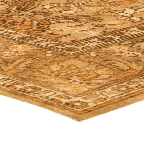 Antique Indian Amritsar Carpet BB4096