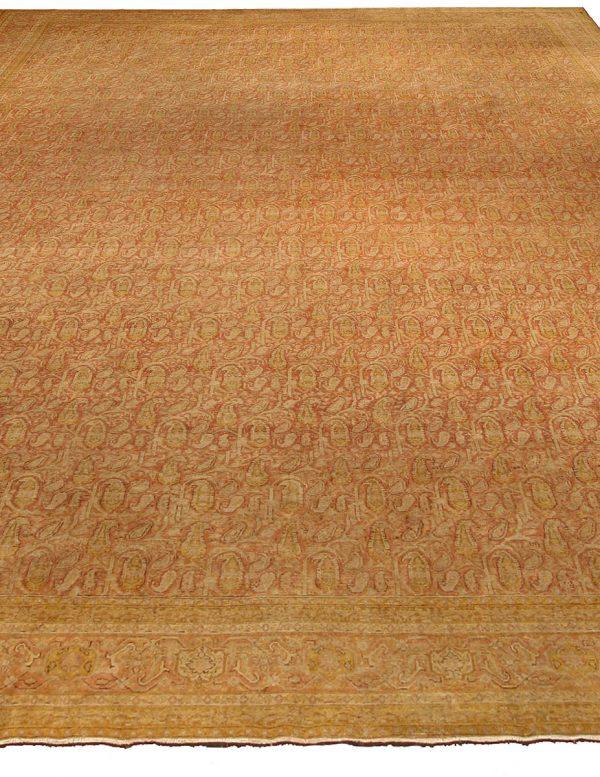 Antique Indian Amritsar Carpet BB4235