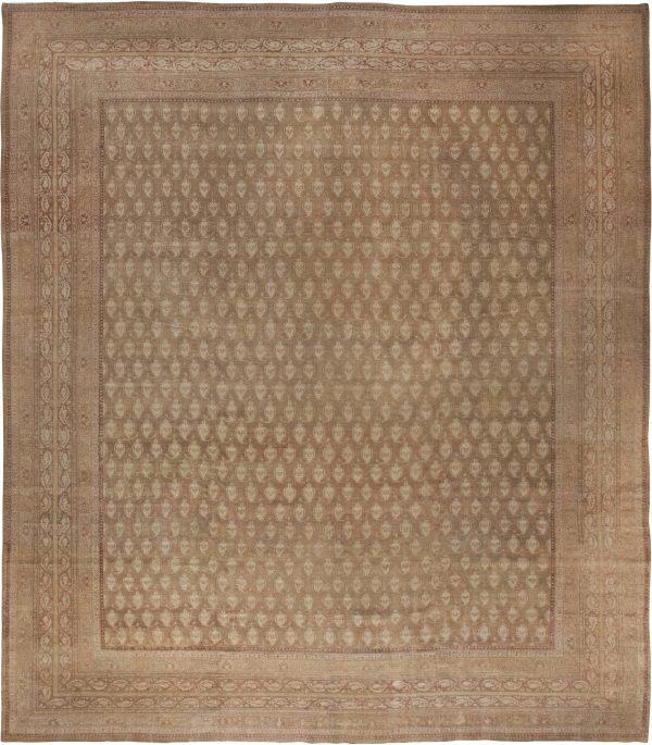 Antique Indian Amritsar Rug BB4298
