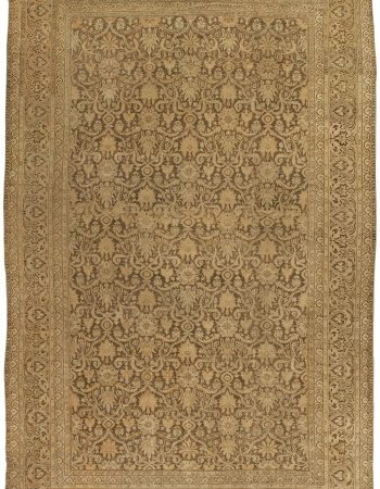 Vintage Indian Amritsar Carpet BB1958