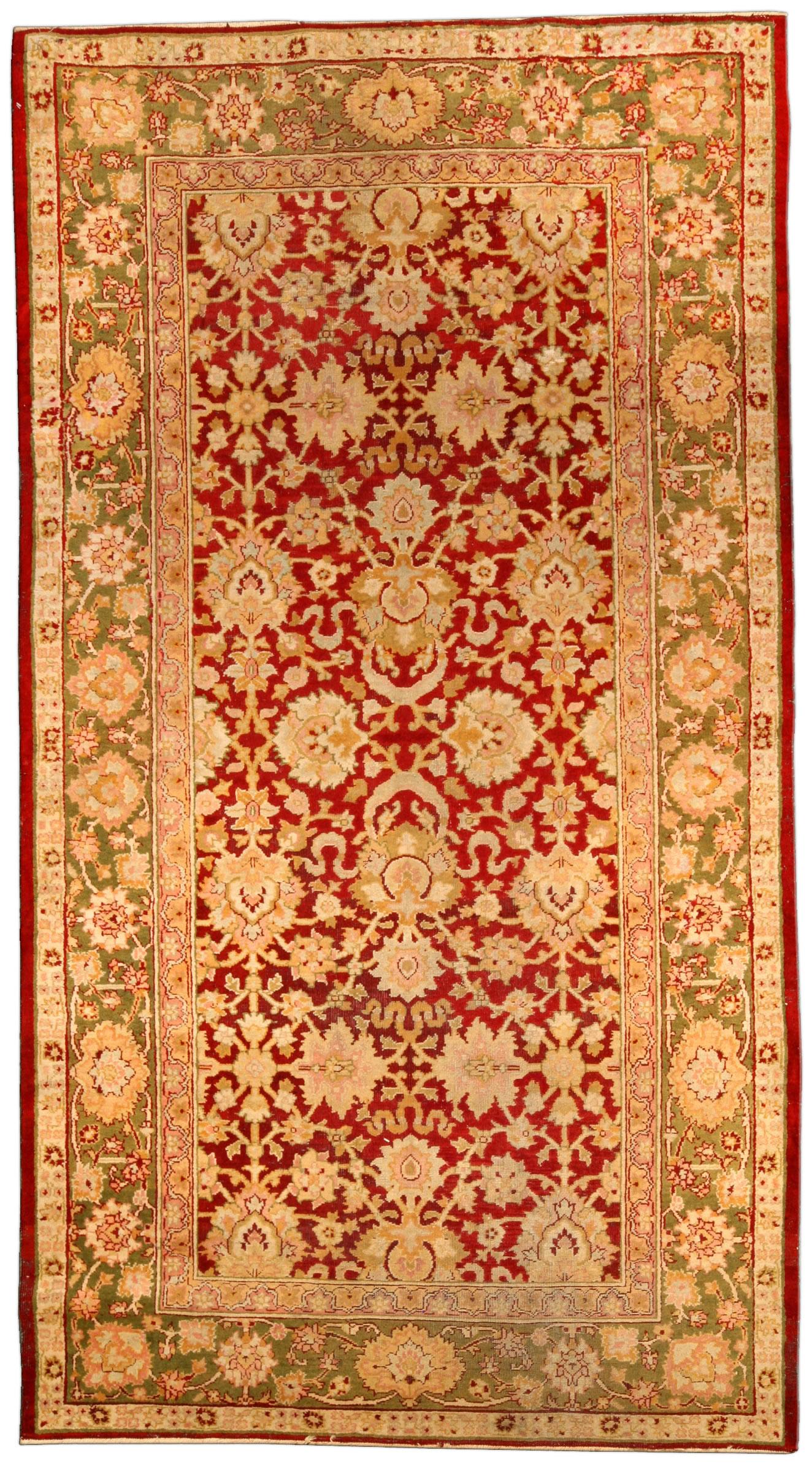 Vintage Indian Amritsar Rug BB3099