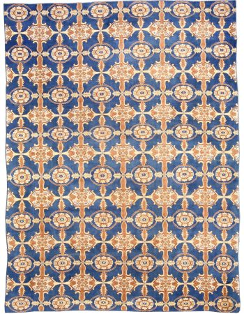 Antique Cotton Agra Carpet BB3701