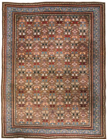 Antique Indian Rug BB0784