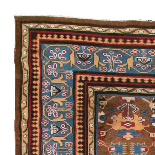 Antique Indian Rug BB0784