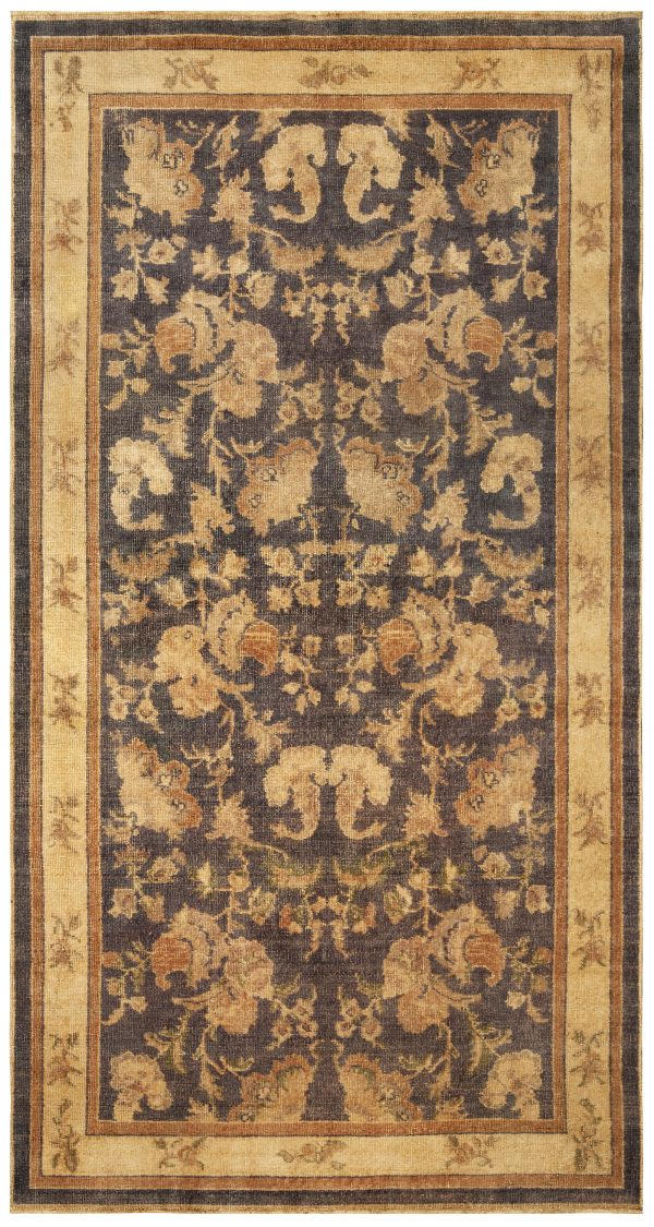 Antique Indian Rug BB4912