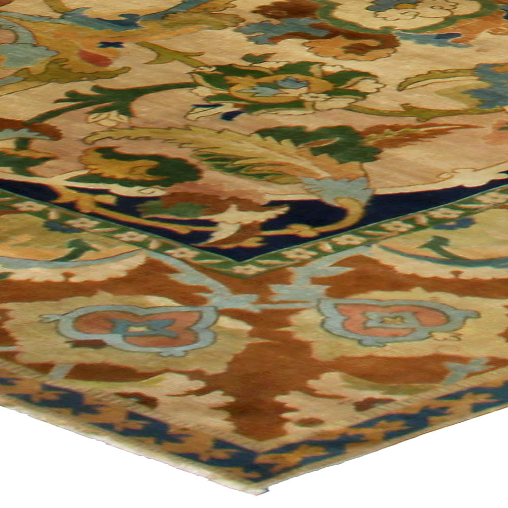 Antique Indian Rug BB5257